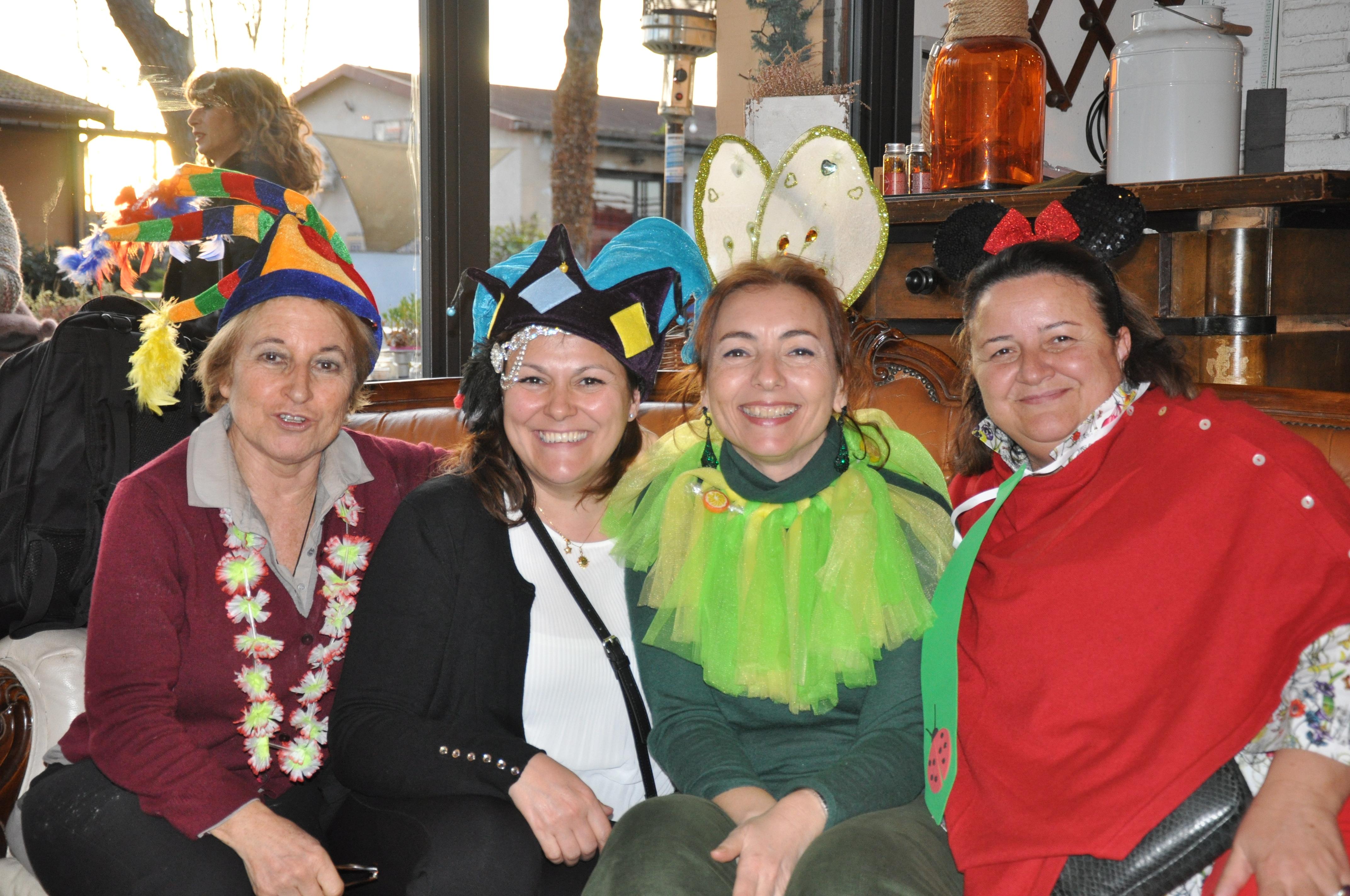 Burraco di Carnevale ai Pinispettinati